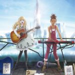Carole and Tuesday Anime Visual