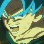 Dragon Ball Super: Broly Official Anime Movie Screenshot