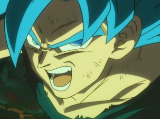 Movie Dragon Ball Super: Broly Releases New Trailer