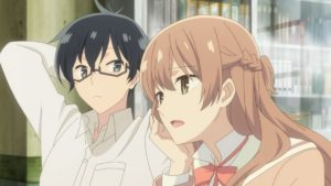 Bloom Into You Episode 6 Official Anime Screenshot