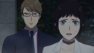 Anime Mayonaka no Occult Koumuin (Midnight Occult Civil Servants) Official Anime Trailer Screenshot