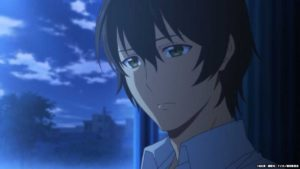 Domestic Girlfriend Official Anime Trailer Screenshot