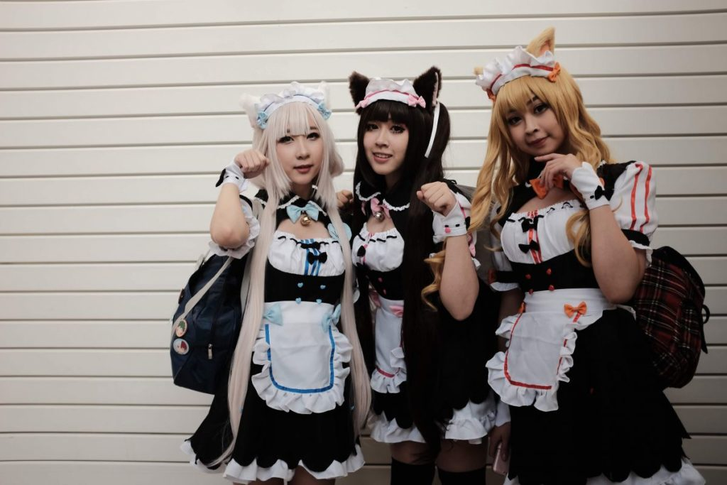 Cat Maids | MANGA.TOKYO Cosplay Gallery from MCM Comic Con London