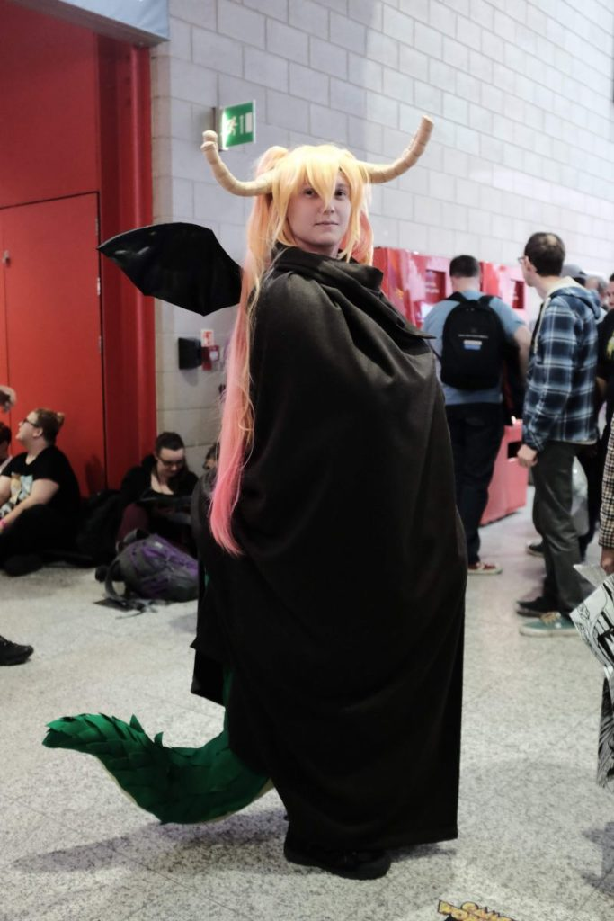 Miss Kobayashi's Dragon Maid | MANGA.TOKYO Cosplay Gallery from MCM Comic Con London