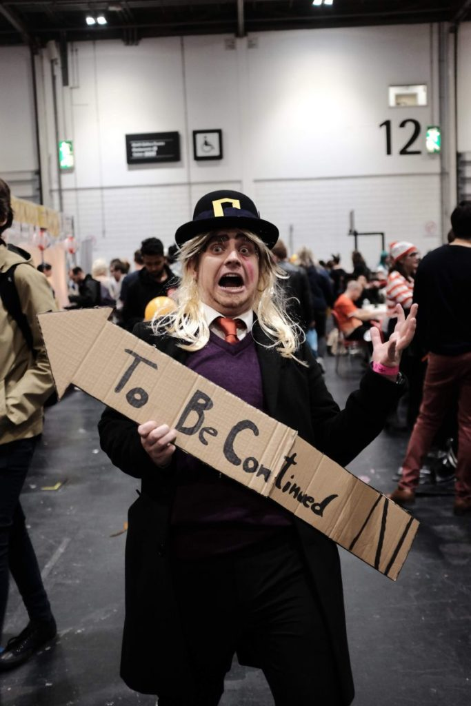 JoJo Cosplay | MANGA.TOKYO Cosplay Gallery from MCM Comic Con London