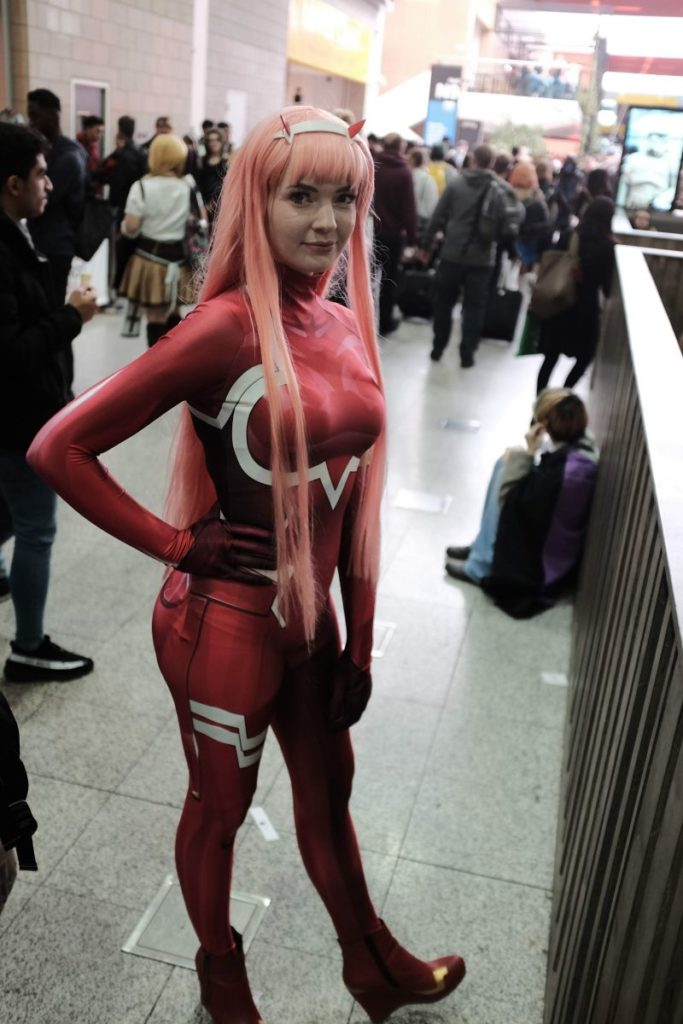 Zero Two from Darling in the Franxx | MANGA.TOKYO Cosplay Gallery from MCM Comic Con London