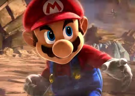 Super Smash Bros. Trailer Still
