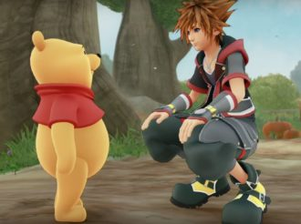 Kingdom Hearts III Releases Trailer with Winnie the Pooh