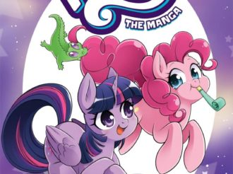 Seven Seas Announces My Little Pony: The Manga and Papercraft Book