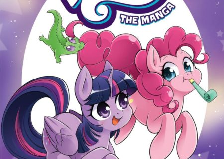 My Little Pony: Friendship is Magic Manga Jacket