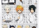 The Promised Neverland (Yakusoku no Neverland) Visual