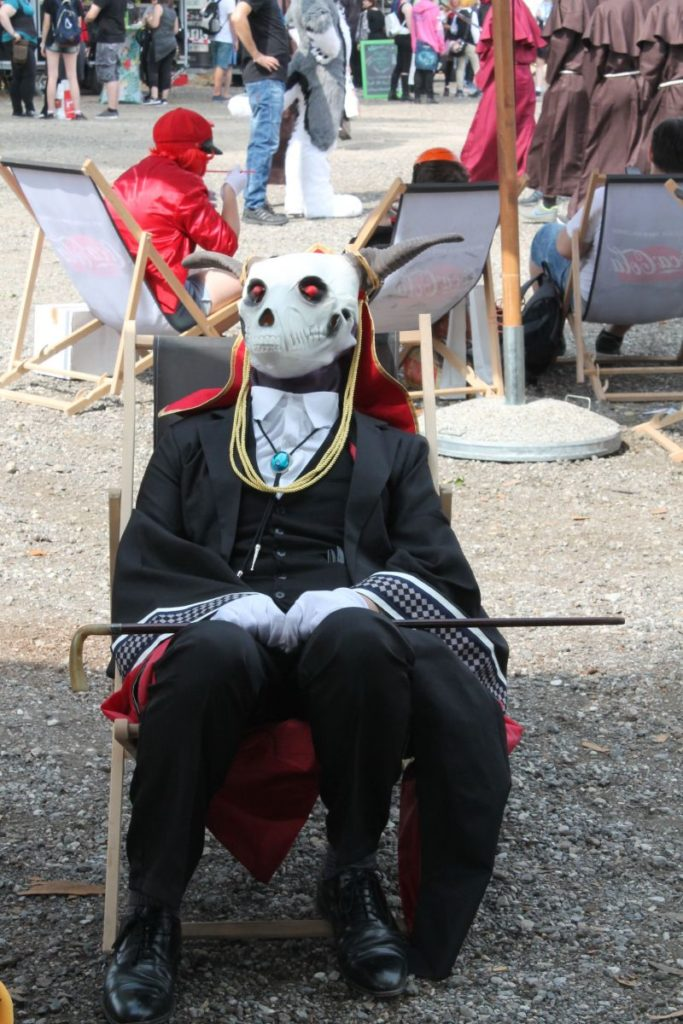 Elias Ainsworth (The Ancient Magus' Bride) | AniNite 2018 Cosplay Report - Friday | MANGA.TOKYO