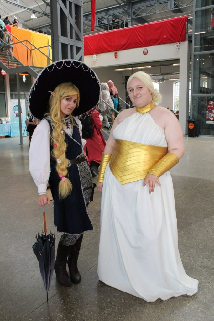 Taako (The Adventure Zone) and Lavellan (Dragon Age: Inquisition) | AniNite 2018 Cosplay Report - Friday | MANGA.TOKYO