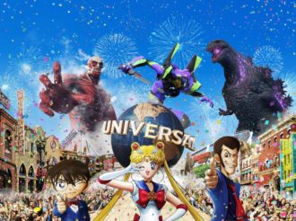 Universal Cool Japan 2019 Announces Attraction Details for Conan and Lupin