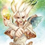 Dr. Stone Manga Illustration