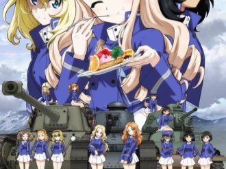Girls und Panzer das Finale Reveals Key Visual and Releases Special Teaser for Episode 2