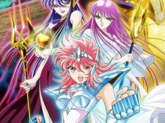 Saint Seiya: Saintia Sho Reveals Additonal Cast, Production by Gonzo