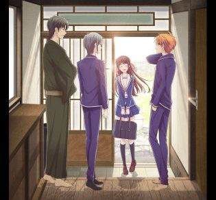 TV Anime | Fruits Basket | Key Visual