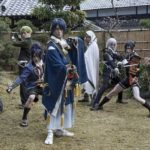 Official still from Touken Ranbu The Movie