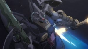 Mobile Suit Gundam NT Offician Anime Movie Screenshot