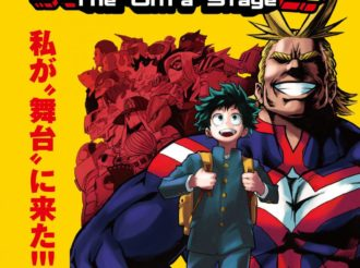 My Hero Academia to Get Stage Play in Spring 2019