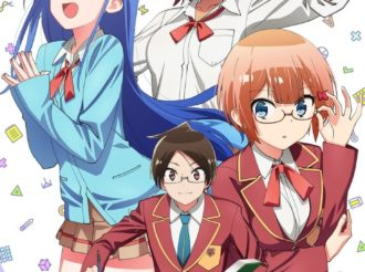 TV Anime We Never Learn Reveals Main Cast