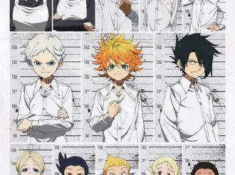 The Promised Neverland Reveals Additional Cast and Staff