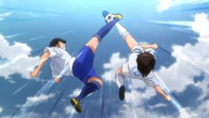 Captain Tsubasa Episode 35 Official Anime Screenshot