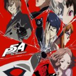 Persona 5 the Animation The Dark Sun Anime Visual