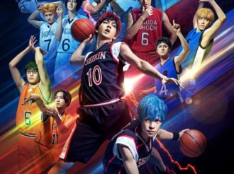 Kuroko's Basketball Stage Play Reveals Visual With Main Cast