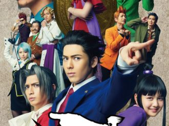 Stage Play Phoenix Wright: Turnabout Gold Medal Reveals Main Visual