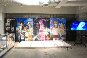 Photo from the event A Certain Magical and Scientific Expo