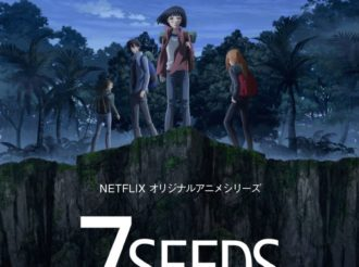Anime 7SEEDS Reveals Key Visual, Main Staff, Cast, Character Visuals, and More