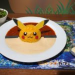 Let's Go! Pika-Vui Cafe, Themed Cafes for Pokemon series games, Let's Go! Pikachu! and Let's Go! Eevee!