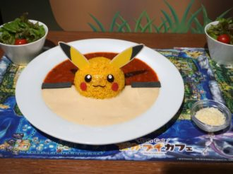 Let's Go! Pikachu and Eevee Cafe Report