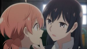Bloom Into You Episode 9 Official Anime Screenshot (C)2018 NAKATANI NIO/KADOKAWA CORPORATION/Bloom Into You PARTNERS