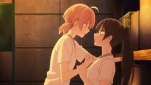 Bloom Into You Episode 9 Official Anime Screenshot