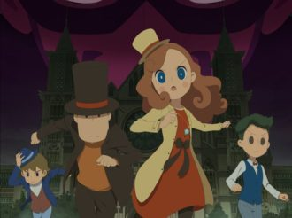 Anime Layton Releases New Visual, Kenjiro Tsuda to Play Legendary Detective Rufus Aldebaran