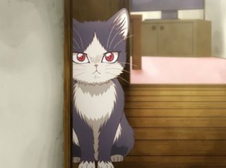 Cat-Housmate Anime Reveals Trailer and Broadcast Date