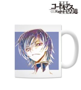 Code Geass Merchandise | Anime Merchandise Monday (20 November - 2 December) | MANGA.TOKYO ©SUNRISE/PROJECT L-GEASS Character Design ©2006-2017 CLAMP・ST