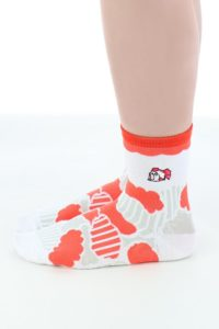 Hozuki's Coolheadedness Socks | Anime Merchandise Monday (20 November - 2 December) | MANGA.TOKYO (C)江口夏実・講談社/「鬼灯の冷徹」第弐期製作委員会