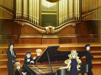 Piano no Mori Reveals Ending Theme and Broadcast Date for Second Cour
