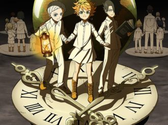 The Promised Neverland Reveals New Visual and Broadcasting Date