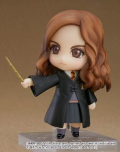 Hermione Nendoroid from Harry Potter | Anime Merchandise Monday (20 November - 2 December) | MANGA.TOKYO (C)&TM Warner Bros. Entertainment Inc.