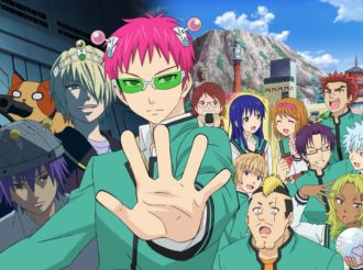 The Disastrous Life of Saiki K. to Air Special Episode on 28 December 2018