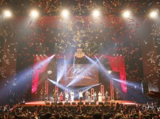 Persona 5 the Animation Masquerade Party Event Report