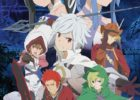 Danmachi: Arrow of the Orion Key Visual
