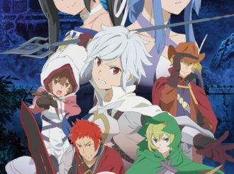 Danmachi: Arrow of the Orion Reveals Trailer, Visual, and Theme Song