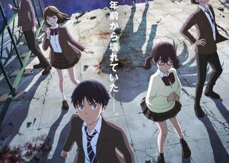 TV anime revisions Visual