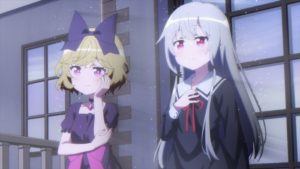 Ms. Vampire Who Lives in My Neighborhood Episode 10 Official Anime Screenshot(C)甘党